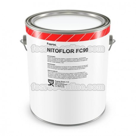 Nitoflor FC90 - Acrylic and synthetic colourless coating