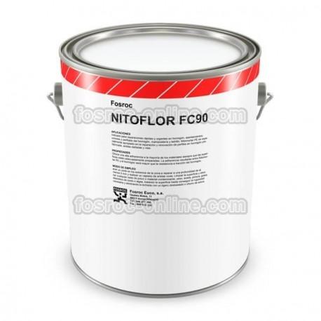 Nitoflor FC90 - Sellador acrílico de acabado incoloro para pavimentos