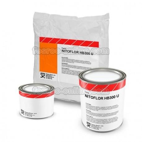 Nitoflor HB300 U - Water based polyurethane cement coating