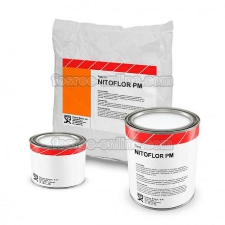 Nitoflor PM - Compuesto de poliuretano para reparación de juntas