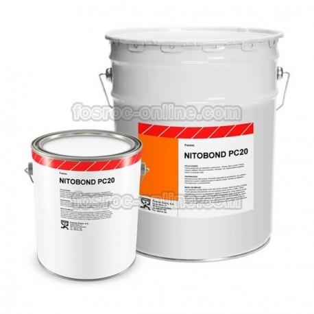 Nitobond PC20 - Resina epoxi tixotrópica de alta resistencia para hormigón