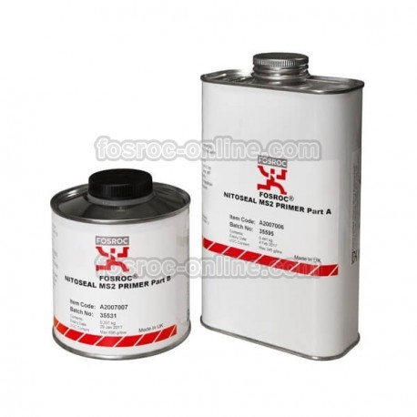 Nitoseal MS2 Primer - Two-part primers for Nitoseal MS300 and Nitoseal MS600
