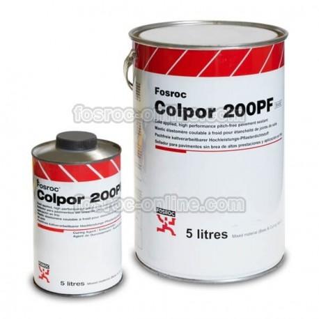 Colpor 200PF - Sellador de poliuretano libre de brea para pavimentos