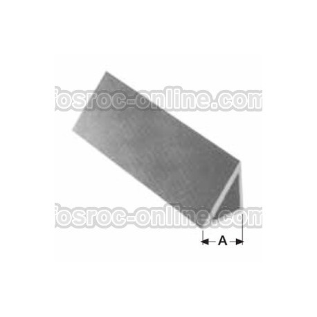 Berenjeno - PVC re-usable profile for forming chamfered corners