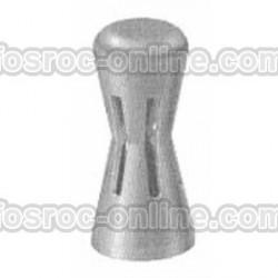 Fosseguro - Tapón de seguridad para evitar accidentes con las armaduras