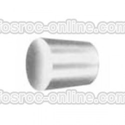 Fostop - Tapón para tubo pasamuro de encofrado en PVC