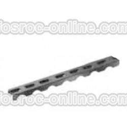 Fos-U - Continuous spacer in length of 2 metres