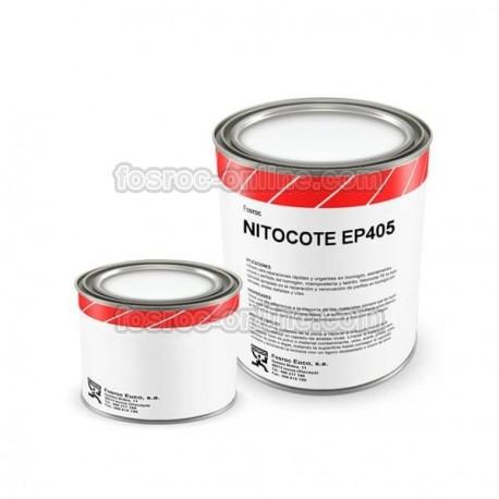 Nitocote EP405 - Pintura impermeabilizante epoxi para agua potable y uso alimentario
