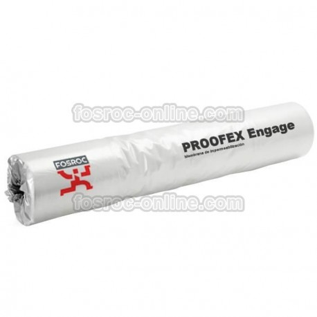 Proofex Engage Detail Strip - Membrana impermeable de polietileno y malla