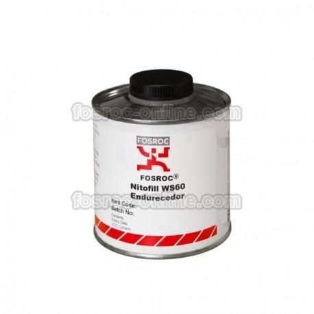 Nitofill WS60 Endurecedor - Resina rígida de inyección para taponar vías de agua