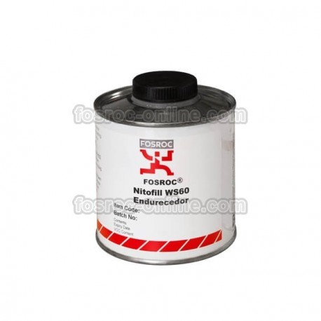 Nitofill WS60 Hardener - Rigid crack injection resin for stopping water flow