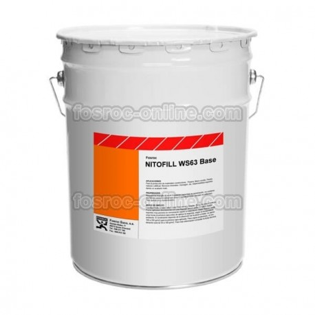 Nitofill UR63 Base - Resina elástica de inyección para taponar vías de agua
