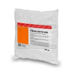 Fibrecrete 600 - Fibras de polipropileno de 12 mm para reducir la fisuración del hormigón