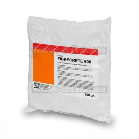 Fibrecrete 600 - Polypropylene 12 mm fibres to reduce cracks in concrete