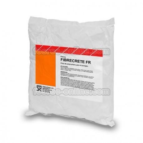 Fibrecrete FR - Polypropylene 6 mm fibres to reduce cracks in concrete