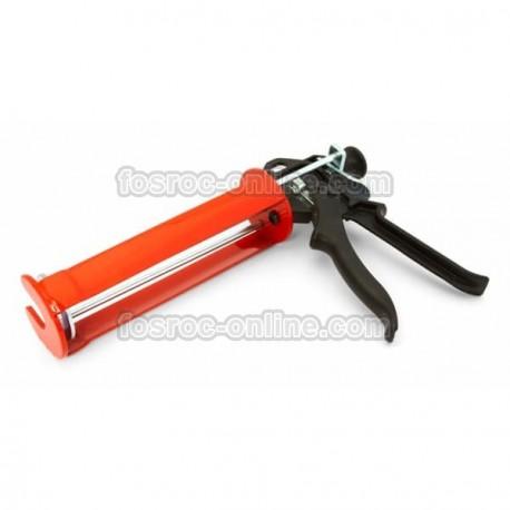 Lokfix Dur 380 cc Gun - Applicator gun for resins cartridges 380 cc