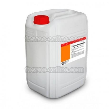 Conplast MR260 - Plastificante reductor de agua multirrango