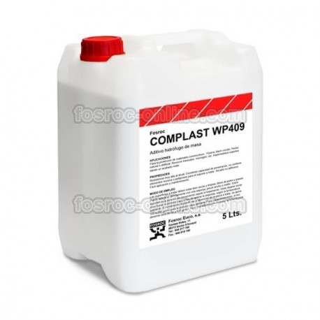 Conplast WP409 - Aditivo hidrófugo de masa