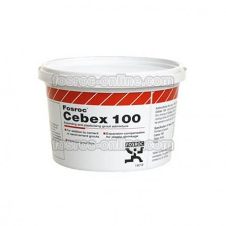 Cebex 100 - Expanding and plasticising grout admixture