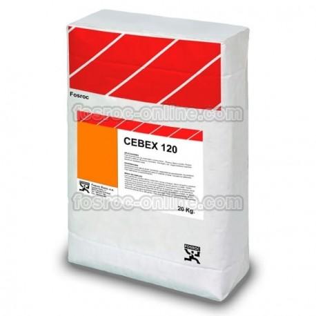 Cebex 120 - Aireante y plastificante en polvo para mortero seco