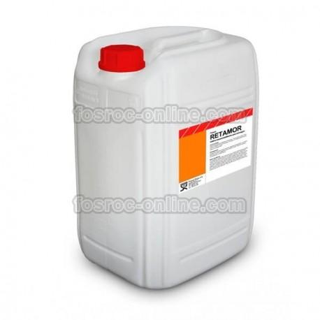 Retamor - Aditivo retardante y aireantes para mortero con aumento de trabajabilidad