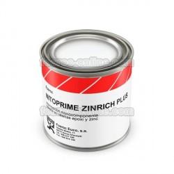 Nitoprime Zincrich Plus - Primaire de zinc monocomposant pour armature en acier
