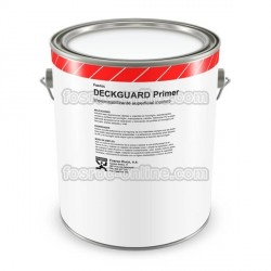 Dekguard Primer - Colourless surface waterproofing coating