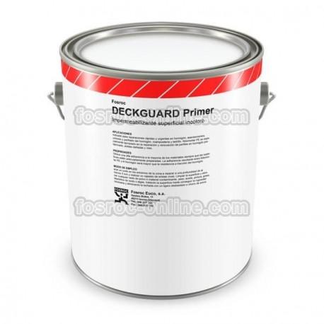 Dekguard Primer - Colourless surface waterproofing coating