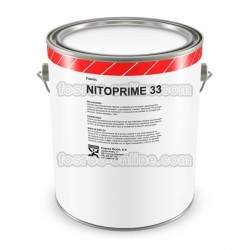 Nitoprime 33 - Styrene-acrylate copolymer emulsion for Cemtop cementitious floors