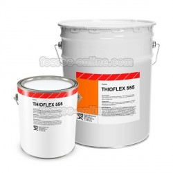 Thioflex 555 - Polysulphide sealant suitable for airports