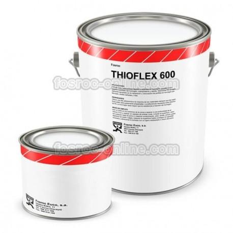 Thioflex 600 - Polysulphide sealant elastic rubber like seal