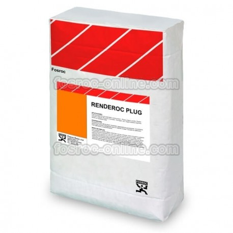 Renderoc Plug - Cement based water-stopping mortar