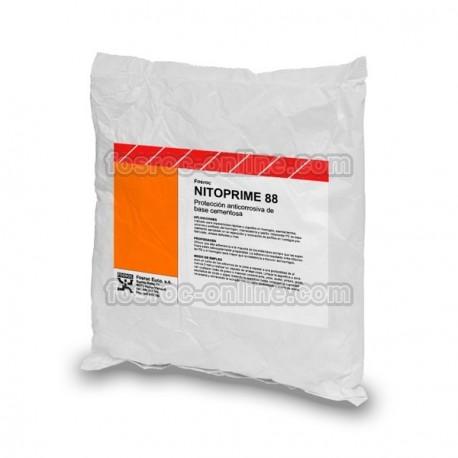 Nitoprime 88 - Protección anticorrosiva de base cementosa
