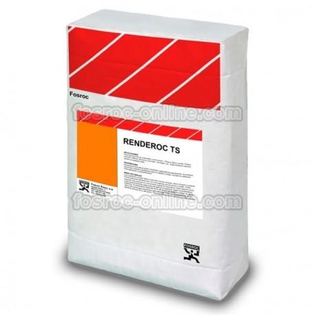 Renderoc TS - Mortero cementoso tixotrópico resistente a sulfatos
